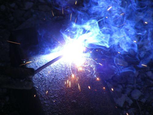 industries electrode-soldering electric