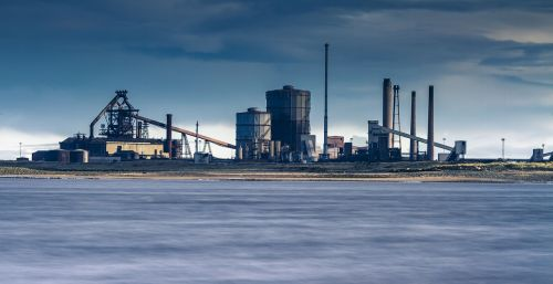 industry plant industrial