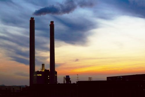 industry pollution environment