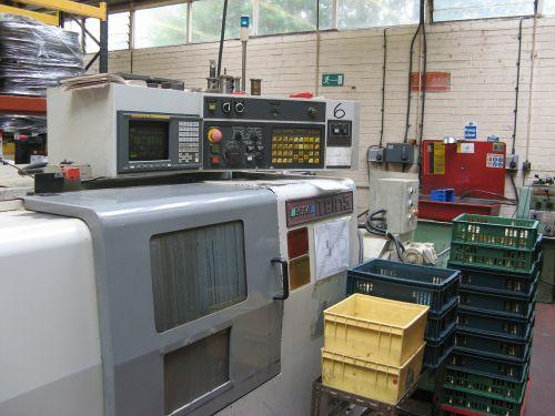 industry machine machinery