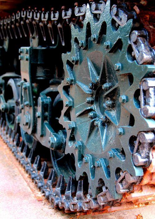 industry motor steel