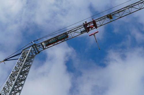 industry sky crane