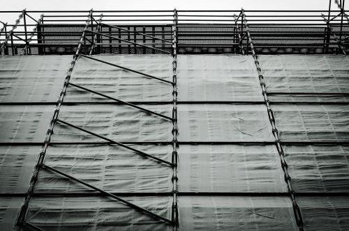industry scaffolding scale