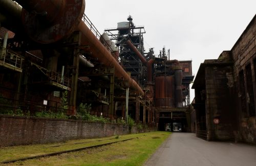 industry lost place leave