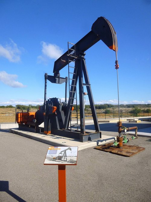 industry  fossil fuel  oil