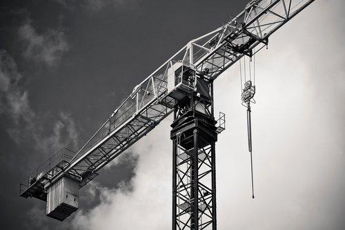 industry  crane  machine