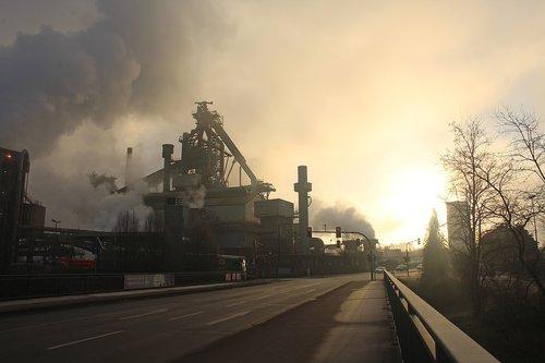 industry  eisenwerk  blast furnace