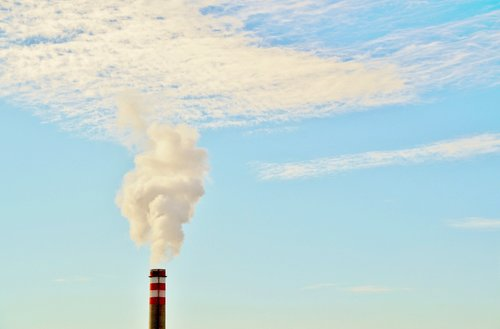 industry  pollution  smoke