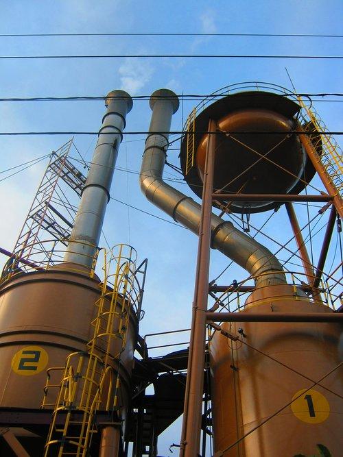 industry  coffee  tanks