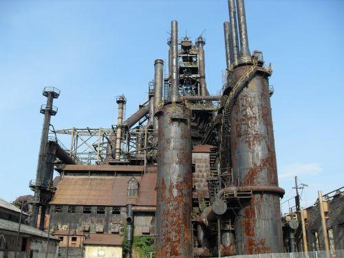 industry old bethlehem