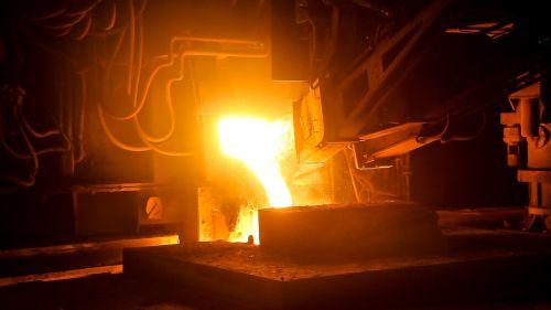 industry steel iron