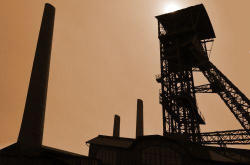 industry coal mining coal