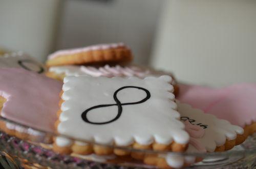 infinity cookie sugar cookie