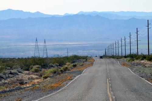 Infinity Desert Highway