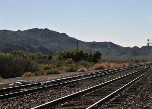 Infinity Train Tracks