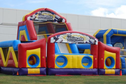 inflatable obstacle course umc obstacle course ninja jump obstacle course