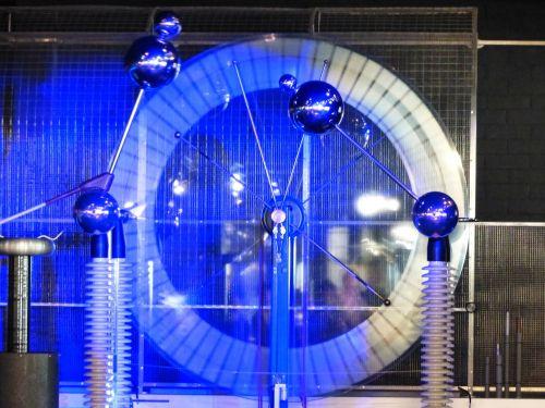 influenzmaschine electrostatic generator electricity