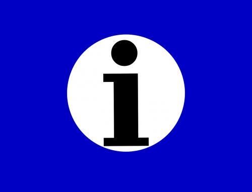 information info symbol