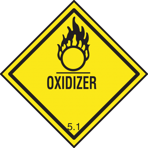 information warning dangerous