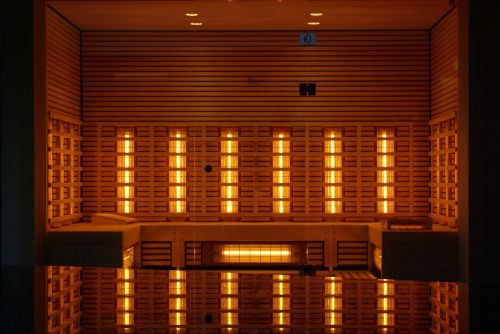 infrared sauna wellness health spa