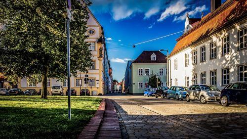 ingolstadt bavaria street
