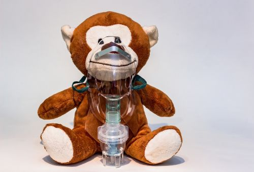 inhalation inhalation mask aerosol