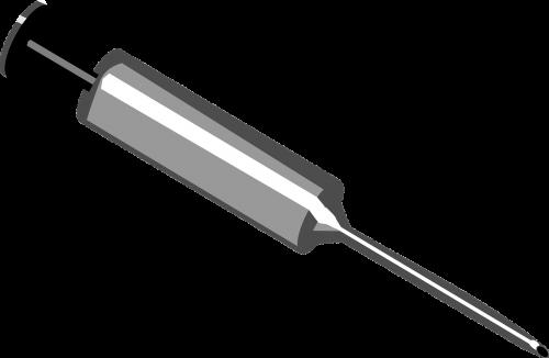 injection shot syringe