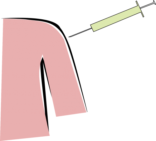 injection vaccine shot