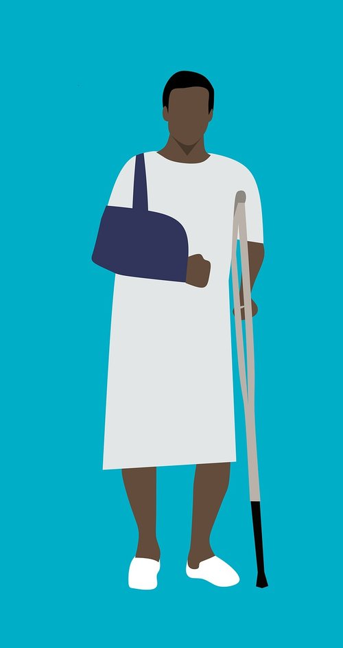 injured  healthcare  disability