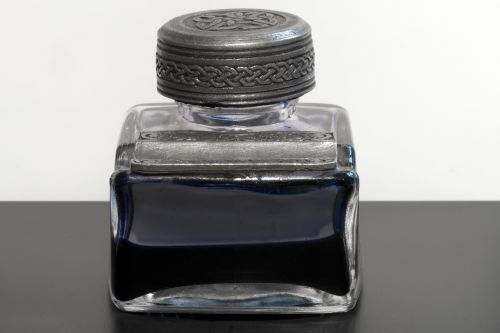 inkwell ink blue