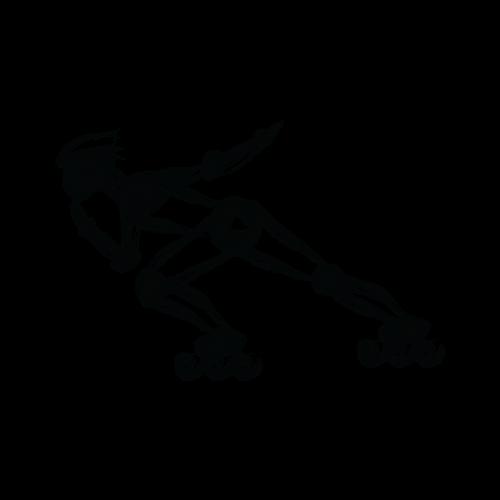 inline inline speed skating speed skater