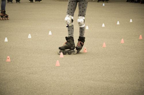 inline skating rollerblades