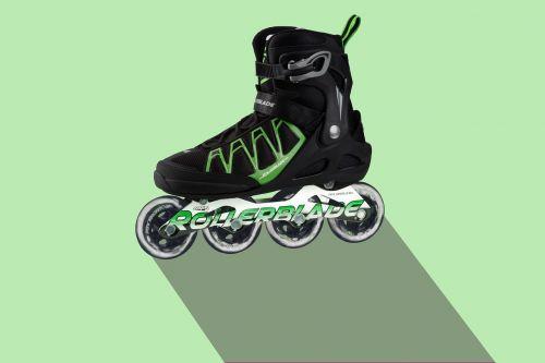 inline skate sport training