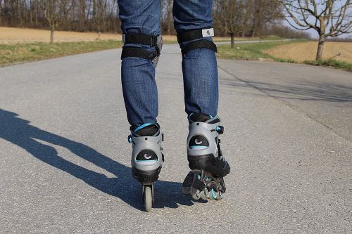 inline skates rollerskates recreational sports