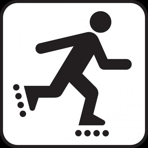 inline skating roller skating skating