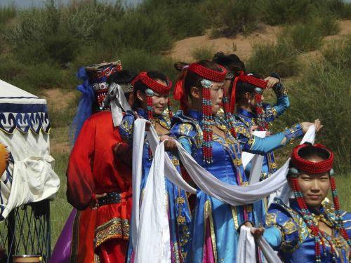 inner mongolia prairie dance