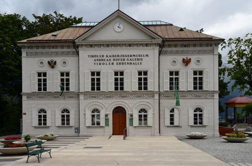innsbruck tyrol kaisers infantry museum