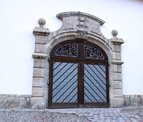 input hinged door double door