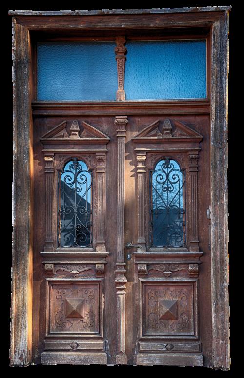 input doors wood