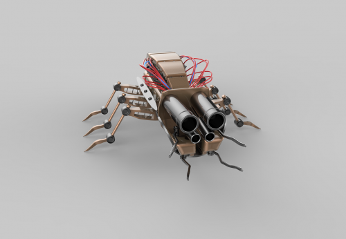 insect robot bug