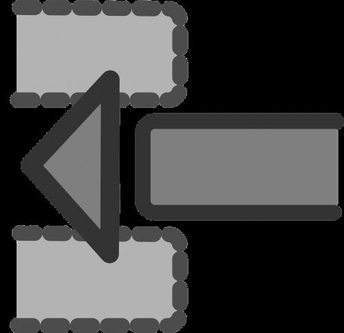 insert bar symbol