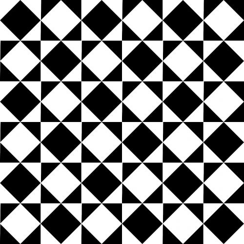 inside rotated squares