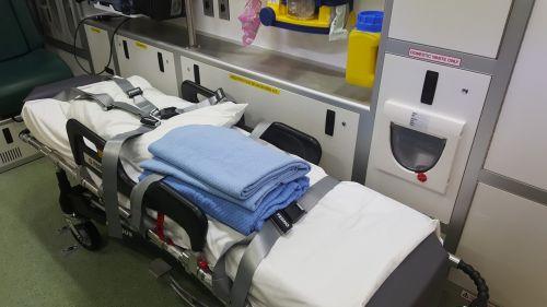 inside ambulance ambulance lighting ambulance spots