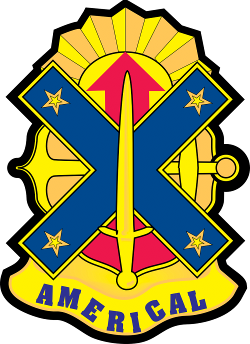 insignia unit command