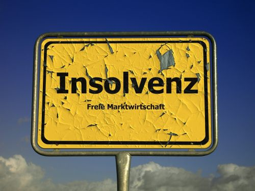 insolvency bankruptcy loss