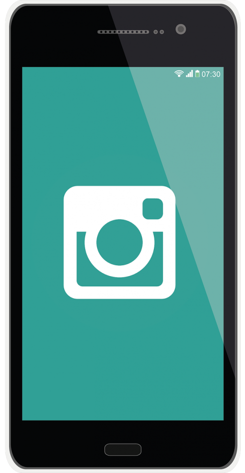instagram mobile phone