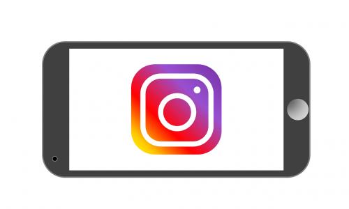 instagram photo phone