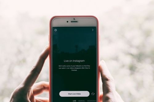 instagram application phone