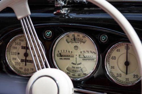 instrument gauge auto