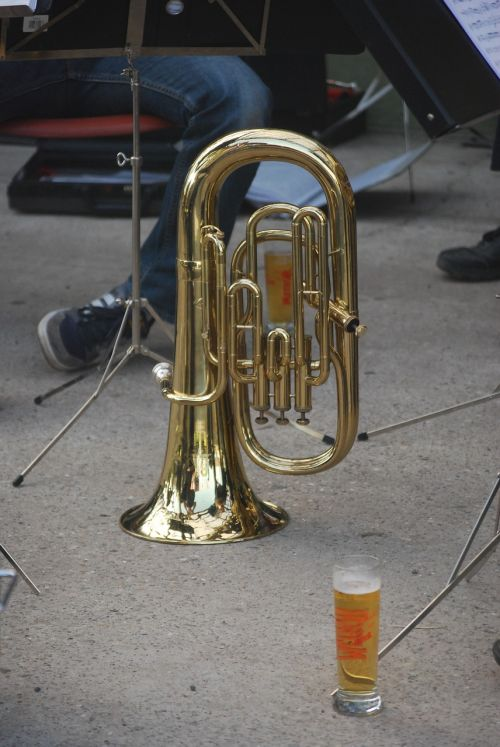 instrument music beer